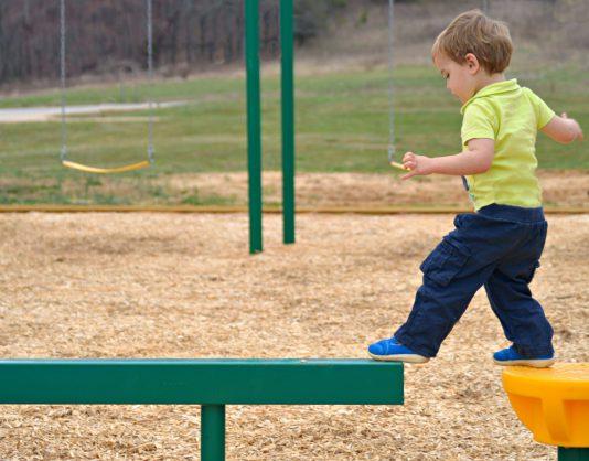 toddler balance