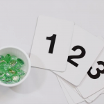Montessori Inspired Counting Game