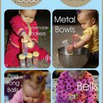 10 Tot School Ideas for 9-12 months