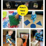Toddler Montessori Shape Lessons
