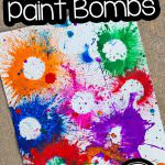 Exploding Paint Bombs