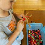 Quiet Time Activity for Preschoolers by Jamie