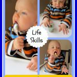 Life Skills for 1 Year Old