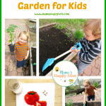 Planning a Summer Garden for Kids