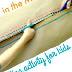 Cutting Activity for Kids