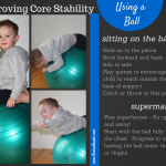 How To Improve Your Child's Core Strength