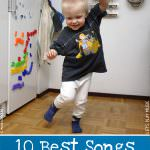 10 Best Songs for Gross Motor Movement