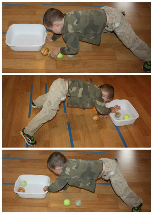 Gross Motor Activities For Babies And Toddlers Adam Mila