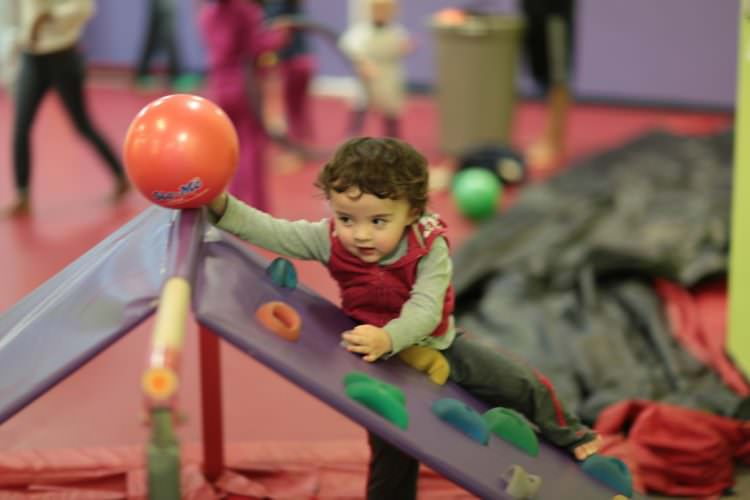 physical activity stimulate child brain development