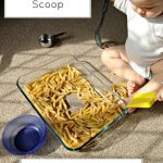 Toddler Pasta Scoop