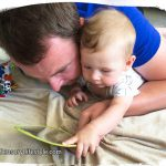 Top 10 Sensory Activities for your 3 month old