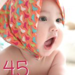 45 things to do with a 6 month old baby