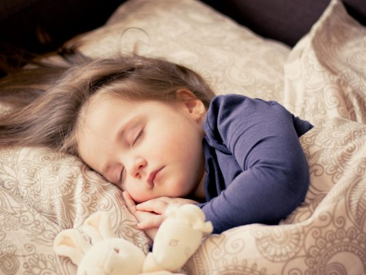 sleep impact on baby brain development